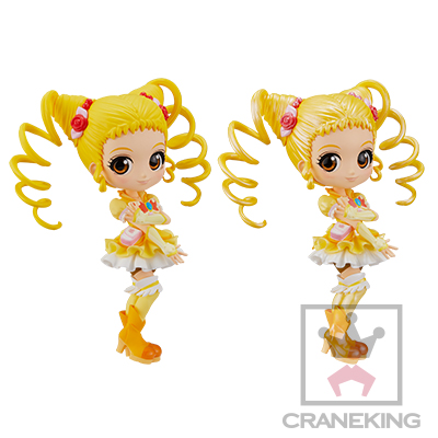 Yes!プリキュア5GoGo! Q posket-CureLemonade-