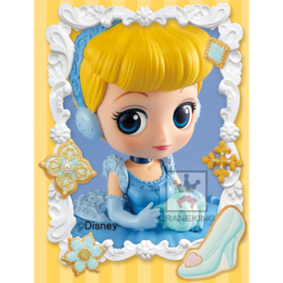 Q posket SUGIRLY Disney Characters -Cinderella-