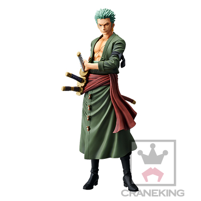 ワンピース Grandista-THE GRANDLINE MEN-RORONOA ZORO