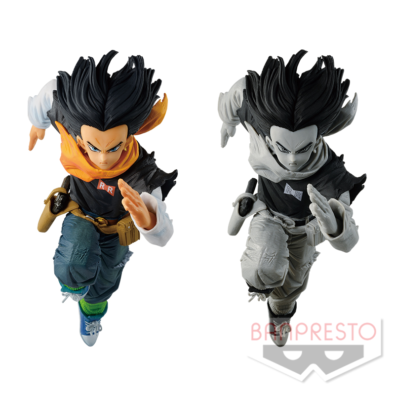 ドラゴンボールZ BANPRESTO WORLD FIGURE COLOSSEUM 造形天下一武道会2 其之三