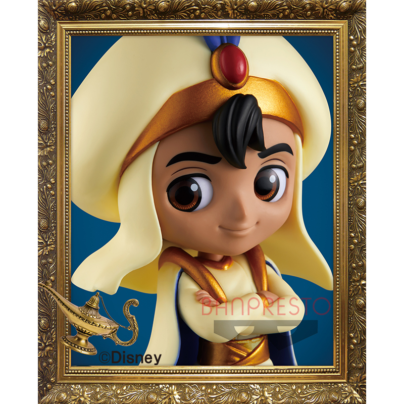 Q posket Disney Characters -Aladdin Prince Style-