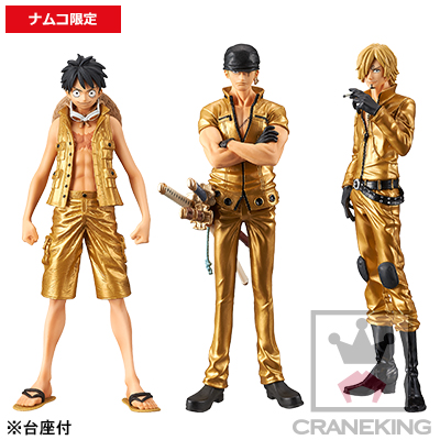 ワンピース DXF~THE GRANDLINE MEN~ONE PIECE FILM GOLD SPECIAL
