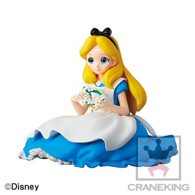 Disney Characters Crystalux-ALICE-
