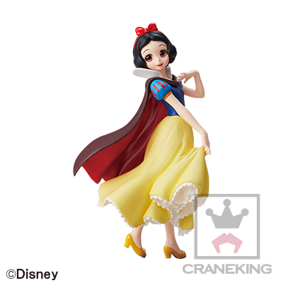 Disney Characters Crystalux-SNOW WHITE-
