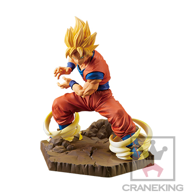とるナビ ドラゴンボールz absolute perfection figure son gokou