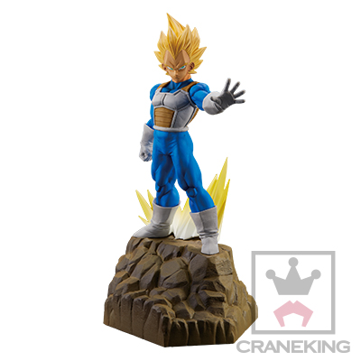 とるナビ ドラゴンボールz absolute perfection figure vegeta