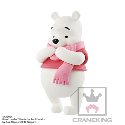ディズニーキャラクターズ SUPREME COLLECTION -WINNIE THE POOH-WHITE ver.-