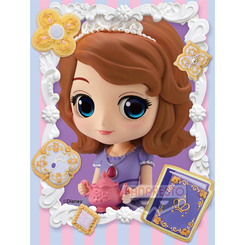 Q posket SUGIRLY Disney Characters -Sofia-