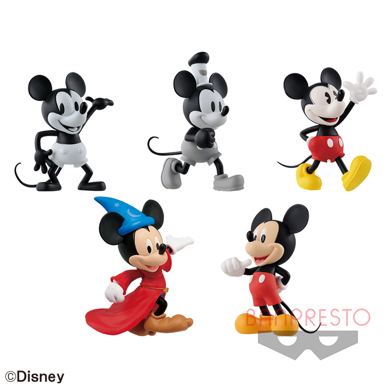 ディズニーキャラクター MICKEY MOUSE SPECIAL ASSORTMENT