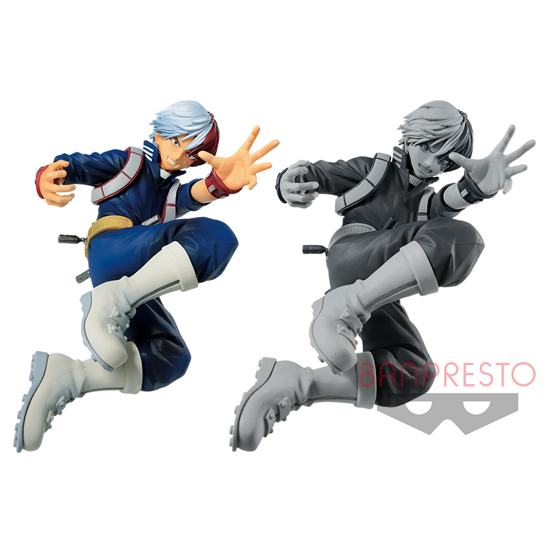 僕のヒーローアカデミア BANPRESTO FIGURE COLOSSEUM 造形Academy vol.3