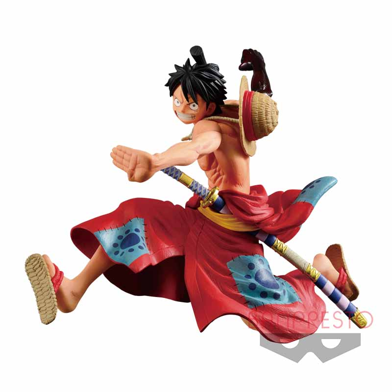 ワンピース BATTLE RECORD COLLECTION -MONKEY.D.LUFFY-