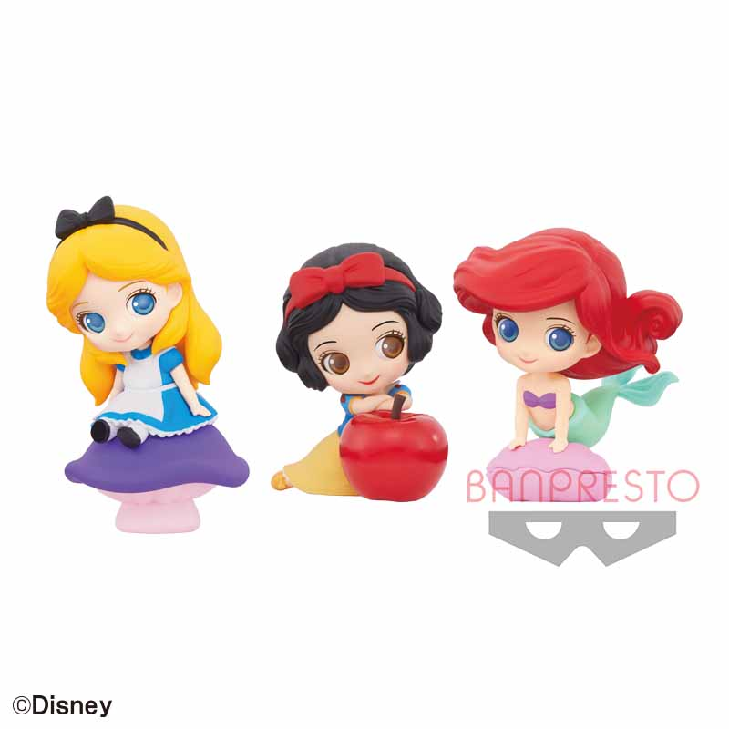 #Sweetiny petit Disney Characters vol.1