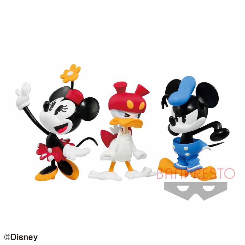 Disney Characters Mickey Shorts Collection vol.2