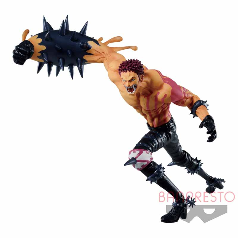 ワンピース BATTLE RECORD COLLECTION-CHARLOTTE KATAKURI-