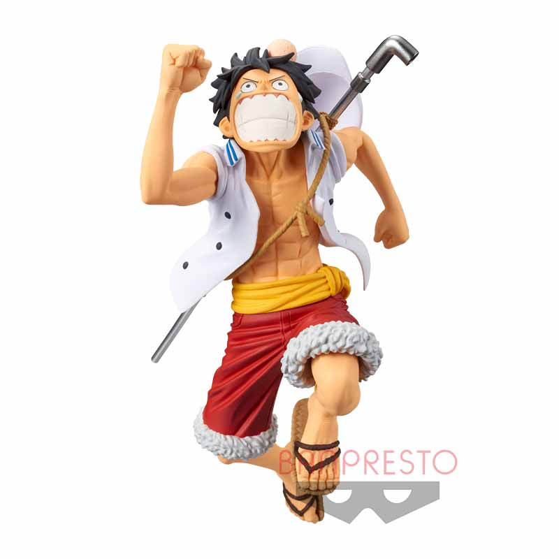 ワンピース ONE PIECE magazine FIGURE~夢の一枚#1~vol.3