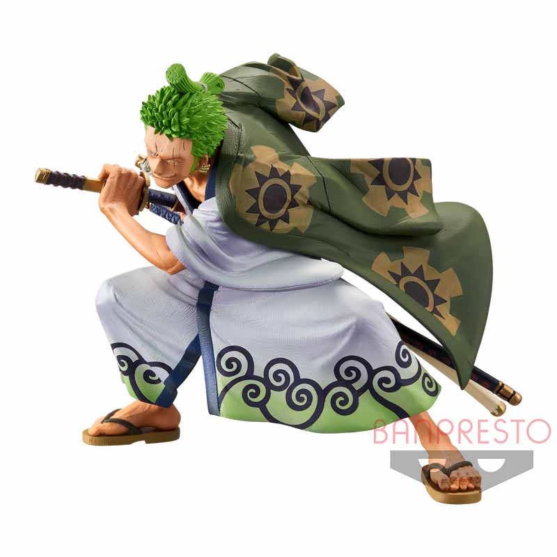 ワンピース KING OF ARTIST THE RORONOA ZORO-ワノ国-