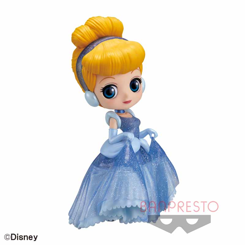 Q posket Disney Characters -Cinderella- Glitter line
