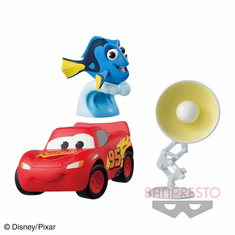 PIXAR Characters PIXAR FEST figure collection vol.3