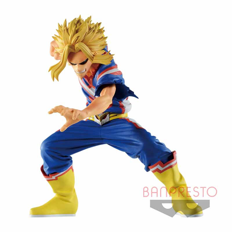 僕のヒーローアカデミア BANPRESTO FIGURE COLOSSEUM 造形Academy SPECIAL-ALL MIGHT-